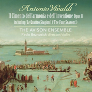 Produktbilde for Vivaldi: Concerti Opus 8 (2CD)