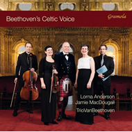 Beethoven's Celtic Voice (CD)