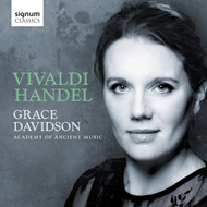 Produktbilde for Vivaldi & Handel (CD)