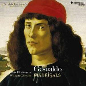 Gesualdo: Madrigals (CD)
