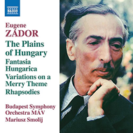 Zádor: The Plains Of Hungary (CD)