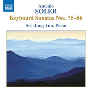 Soler: Keyboard Sonatas, Vol. 8: Nos. 75-86 (CD)