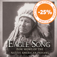 Produktbilde for Eagle Song - Pow Wows Of The Native American Indians (CD)