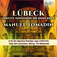 Lübeck: Complete Harpsichord & Organ Music (2CD)