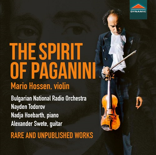 The Spirit Of Paganini (2CD)