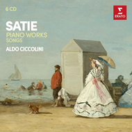 Aldo Ciccolini - Satie: Piano Works (6CD)