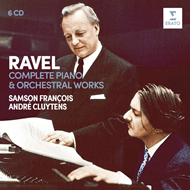 Produktbilde for Ravel: Complete Piano & Orchestral Works (6CD)