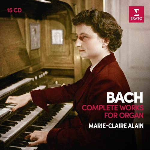 Bach: Complete Works For Organ (15CD)