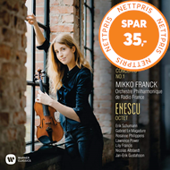 Produktbilde for Vilde Frang - Bartok: Violin Concerto No. 1, Enescu: Octet For Strings (CD)