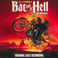 Produktbilde for Jim Steinman's Bat Out Of Hell - The Musical (2CD)