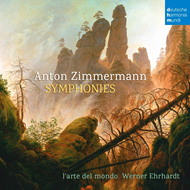 Zimmermann: Symphonies (CD)