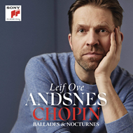Produktbilde for Leif Ove Andsnes - Chopin (CD)