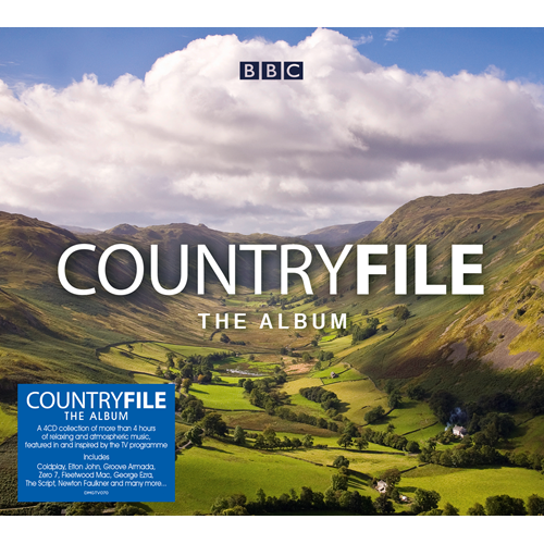 Countryfile - The Album (4CD)