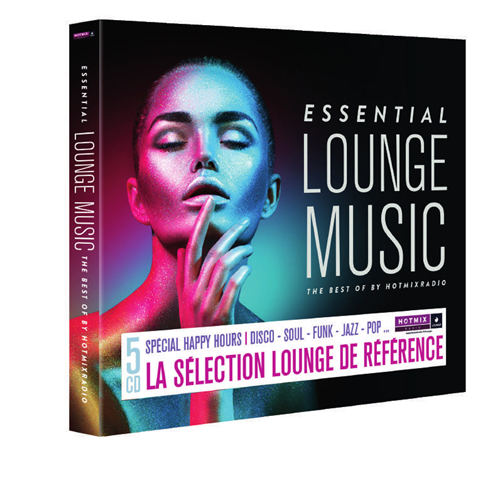 Essential Lounge Music - Best Of (5CD)