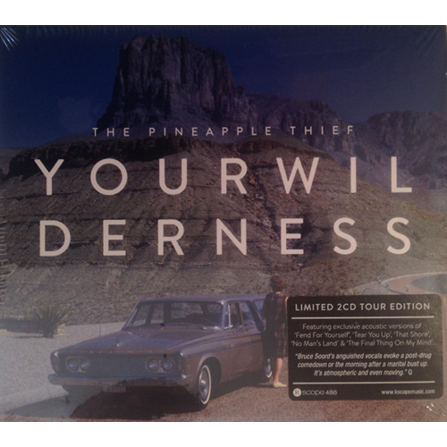 Your Wilderness - Tour Edition (2CD)