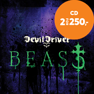 Produktbilde for Beast (CD)