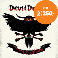 Produktbilde for Pray For Villains (CD)