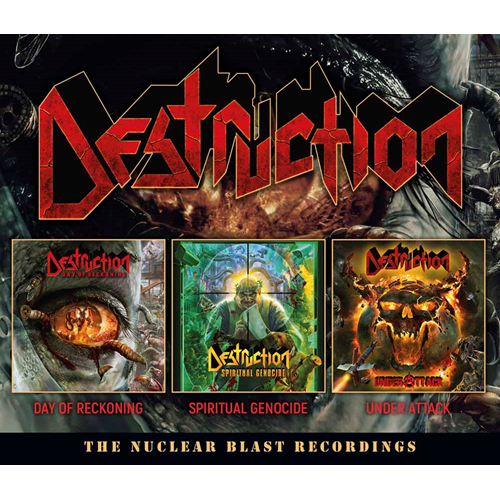 Nuclear Blast Recordings (3CD)