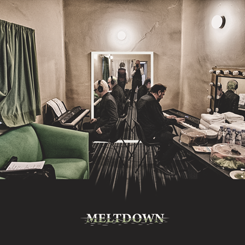 Meltdown: Live In Mexico City (3CD + Blu-ray A)