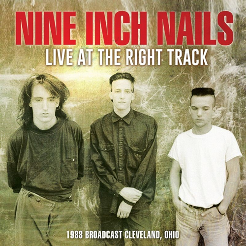 Live At The Right Track (Fm Broadcast) (CD)