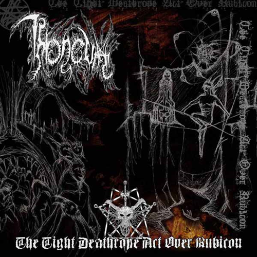 The Tight Deathrope Act Over Rubicon (CD)