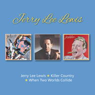 Produktbilde for Jerry Lee Lewis/Killer Country/When Two Worlds Collide (2CD)