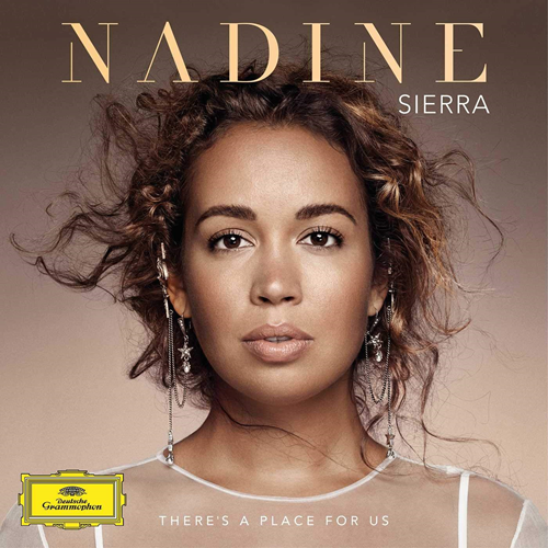Nadine Sierra - There's A Place For Us (CD)