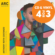 Produktbilde for Anthony Roth Costanzo - ARC (CD)