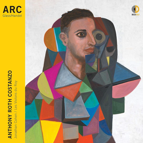 Anthony Roth Costanzo - ARC (CD)