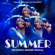 Summer: The Donna Summer Musical - Original Broadway Cast Recording (CD)