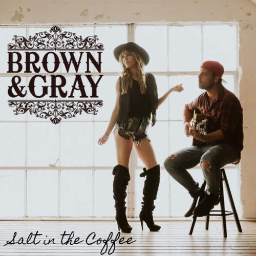 Salt In The Coffee EP (CD)