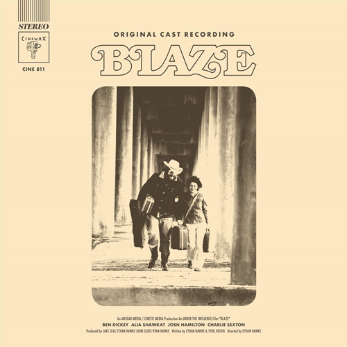 Blaze - Original Cast Recording (CD)