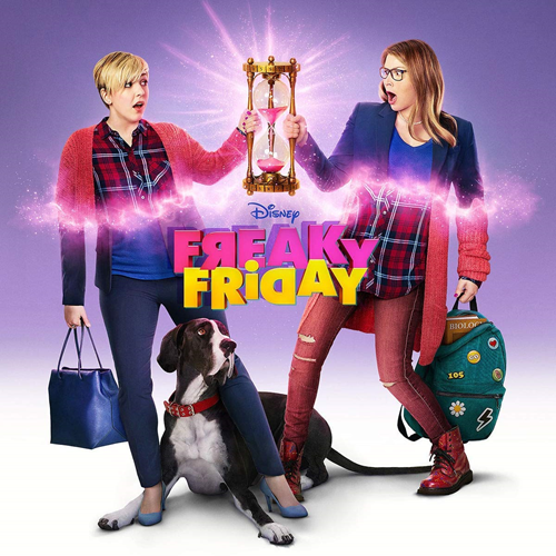 Freaky Friday - Original TV Movie Soundtrack (CD)