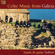 Celtic Music From Galacia (CD)
