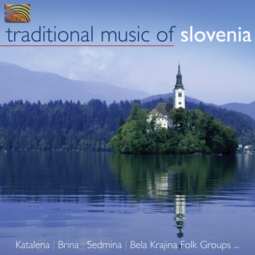Traditional Music Of Slovenia (CD)