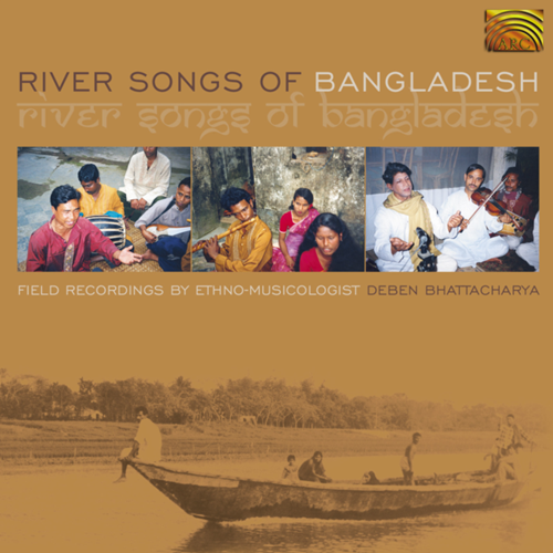 River Songs Of Bangladesh (CD)