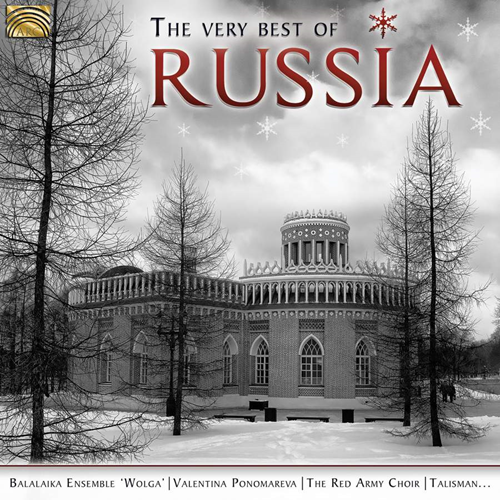 Very Best Of Russia (CD)