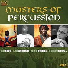 Masters Of Percussion Vol3 (CD)