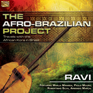 Afro-Brazilian Project,The (CD)