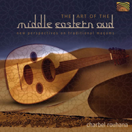 Art Of The Middle Eastern (CD)