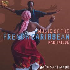 Music Of The French Caribbean (CD)