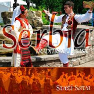 Serbia, Traditional Music (CD)