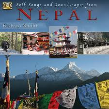 Folk Songs From Nepal (CD)