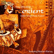 Indian World Music Fusion (CD)