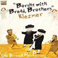 Borsht With Bread, Brothers (CD)