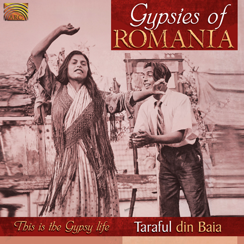 Gypsies Of Romania (CD)