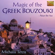 Magic Of The Greek Bouzouki - (CD)