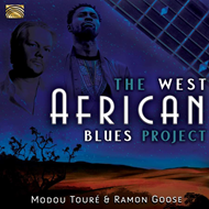 West African Blues Project (CD)