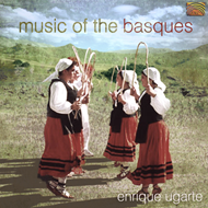 Music Of The Basques (CD)