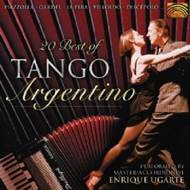 20 Best Of Tango Argentino (CD)